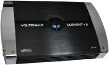 American Hifi Zx5167 Volfenhag Monoblock Amplifier 2600w Max Class A/b