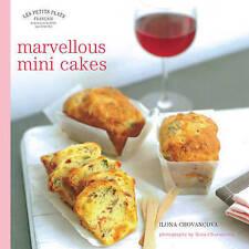 Les Petits Plats Francais: Marvellous Mini-Cakes, Chovancova, Ilona, Good Used