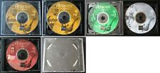 CRYO Atlantis II CDs 1-4, PC Game, 1999