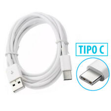 CARGADOR PARA MOVIL TABLET DE 2A AMPERIOS CABLE USB TIPO C RED PARED UNIVERSAL
