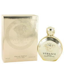 VERSACE EROS POUR FEMME 3.4 oz fragrance 3.3 EDP Spray *NEW SEALED PERFUME