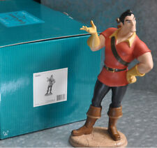 """Wdcc Gaston Beauty And The Beast """"Village Heartthrob"""" includes box & Coa"""