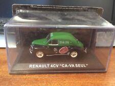 Altaya 1/43 Scale Renault 4CV - Ca-Va Seul - Boxed