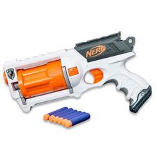 Nerf N-Strike Maverick REV-6 Schnellfeuer Spielzeugwaffe Blaster Darts Trommel