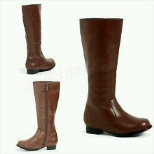 BROWN BOOTS FOR BOYS SIZE M(13/1)