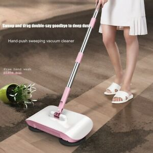 Cordless Manual Stick Vacuum Cleaner Home Kitchen Dry Wet Sweeping Machine