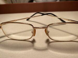 Rolex. Optic Gold Frame Eyewear Eyeglasses