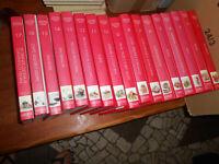 LIBRO: L'enciclopedia della cucina italiana, La Biblioteca di Repubblica 16 VOL