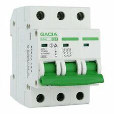 Leitungsschutzschalter C32A 3-Polig 6kA Sicherungsautomat LS-Schalter GACIA 9865