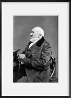 Photo: Sir Moses Haim Montefiore, 1st Baronet, Kt, 1784-1885, British Jew, finan