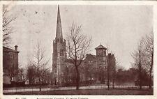 CLAPTON COMMON(London) : Agapemonite Church -GORDON SMITH