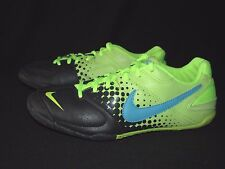 Nike 415129-345 Nike5 Elastico  Volt Soccer Shoes Kids Unisex Youth 5Y