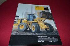 Caterpillar 938G Wheel Loader Dealer's Brochure DCPA8 ver14