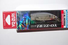 "yo zuri sashimi minnow 2 3/4""  3/16oz  r996-cgsh chameleon ghost shad"