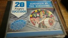 Homenagem Ao Trio Nordestino cd