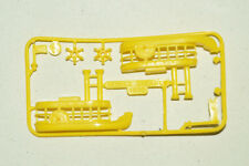 CEREAL PREMIUM MEXICAN R&L FIGURE PADDLE STEAMER YELLOW 1860 TINYKINS 60'S