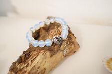 Damenarmband Armband Edelsteine handgefertigt Mondstein