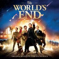 The Worlds End [CD]