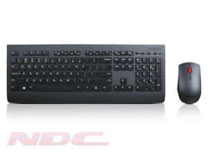 Lenovo 4X30 UK ENGLISH Essential Wireless Keyboard and Mouse Combo - 4X30M39496