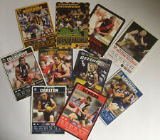 AFL cards - 2006 - 2008 ..mixed ...250+ cards