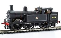 HORNBY OO GAUGE R3539 BR BLACK WAINWRIGHT H CLASS 0-4-4T LOCO NO.31518 *NEW*