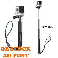 GoPro Monopod Pole Mount Handle Selfie Stick Telescopic Go Pro Hero 6 5 4 3+ 3 2