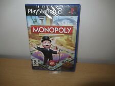 Monopoly - PS2 - New & Sealed pal version