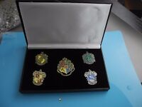 NEW Harry Potter Hogwarts House Pins Gryffindor,Slytherin,Hufflepuff, Ravenclaw