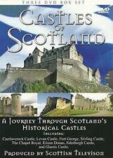 Castles Of Scotland Three DVD Box Set - BRAND NEW AND SEALED