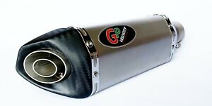 GP velocity exhaust HONDA CBR1000RR 2008 2009 2010 2011 2012 2013 + Link pipe