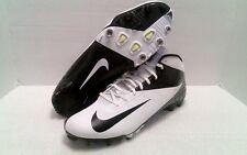 New Mens Nike Vapor Talon Elite 3/4 TD Football Cleats Black & White Sz-14