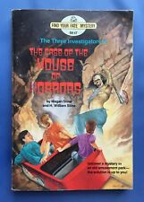 The Three Investigators - Case of the House of Horrors Find Your Fate Mystery 7