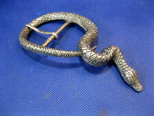 ENMON Snake Belt Buckle - very unique NEW
