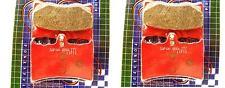 4 PASTIGLIE FRENO ANTERIORE e POSTERIORE  per KTM LC4 550 (87 -) - MX 550 (87 -)
