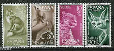 Spain SAHARA Edifil # 176/179 ** MNH Set. Fauna / animals