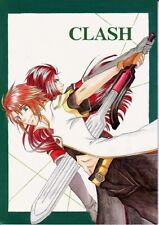 Tales of the Abyss doujinshi Asch + x Luke Clash Hyper-Land 40p