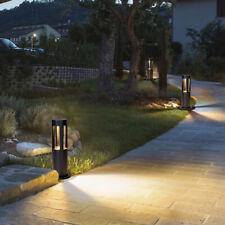 LAMPIONE PALO GIARDINO LED LAMPADA ILLUMINAZIONE DA ESTERNO LAMPIONCINO 12W IP65
