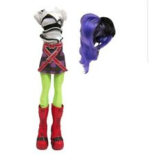New Mystixx Zombies Vampire Doll Fashion Packs Punk Couture Outfit Clothing Siva