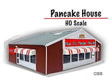 PAULA O's PANCAKE HOUSE KIT HO Scale Model Power New Sealed 204