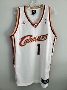 Rare VTG Adidas Cleveland Cavaliers Daniel Boobie Gibson 1 Jersey Men L Lebron