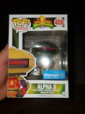 alpha 5 funko pop Wal-Mart exclusive hard to find!