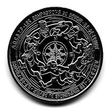 75004 Compagnons du Devoir, Couleur argent, 2015, Monnaie de Paris