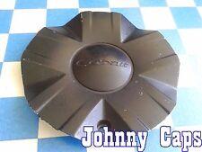 COBALT Wheels [43] PAINTED BLACK Center Caps # STW-188-1 Custom Wheel Cap (1)