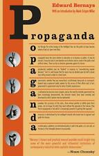 Edward Bernays / Propaganda /  9780970312594