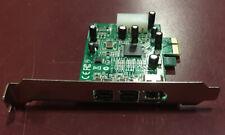 Startech.com PEX1394B3LP PCI-e Firewire Card