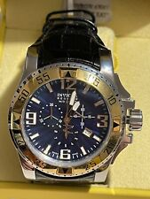 Invicta Reserve Excursion 50 mm Swiss Made Leather Band 10905