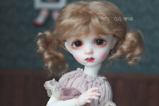 QQ-41A Light Brown Color BJD Doll Mohair Wig {Dolly Planet} 1/8;1/6 ;1/4 ;1/3