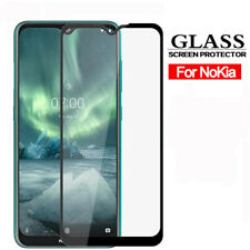 Full Cover Protective Glass Film For Nokia 2.3 2.2 5.3 6.2 X6 X7 Tempered Glass