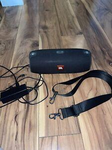 JBL Xtreme Bluetooth Portable Waterproof Speaker Black