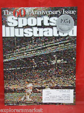 SPORTS ILLUSTRATED 60th anniversary issue 1954 Till Now Photomosaic August 2014
